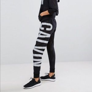 Calvin Klein mesh joggers 🏃♂️